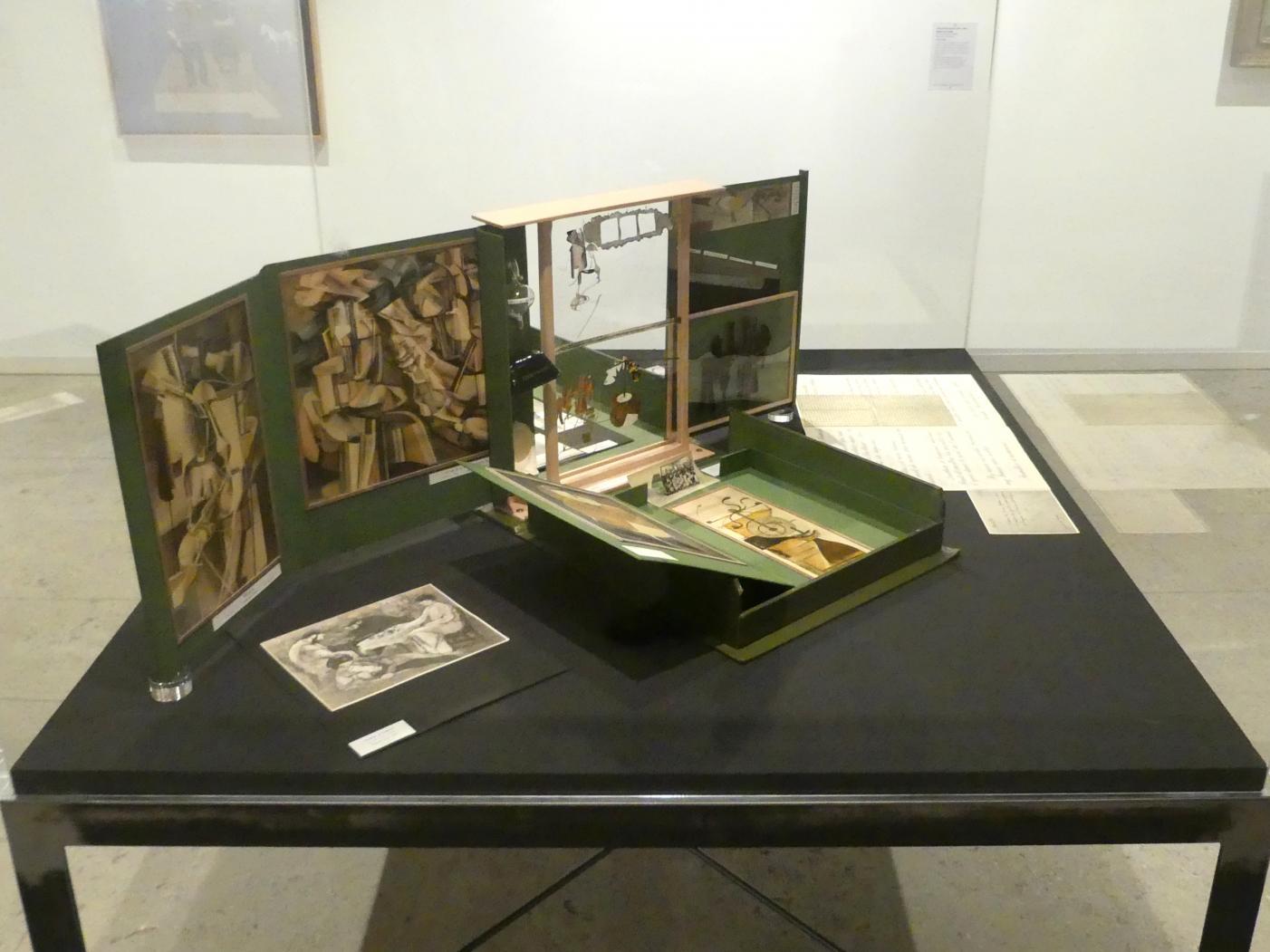 Marcel Duchamp: Schachtel im Koffer, 1936 - 1968, Bild 2/5