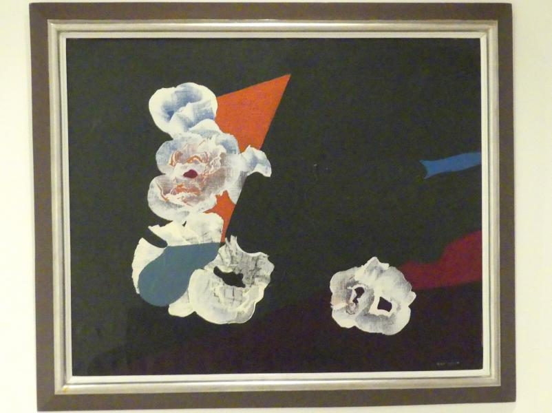 Max Ernst: Blumen, nach 1928