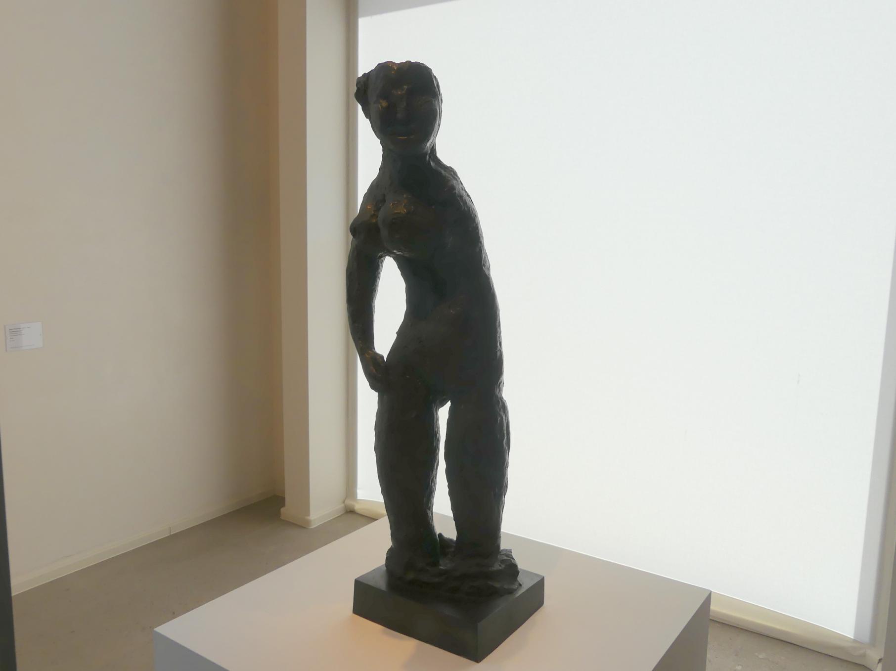 Jean Fautrier: Stehende Frau, 1935, Bild 1/5