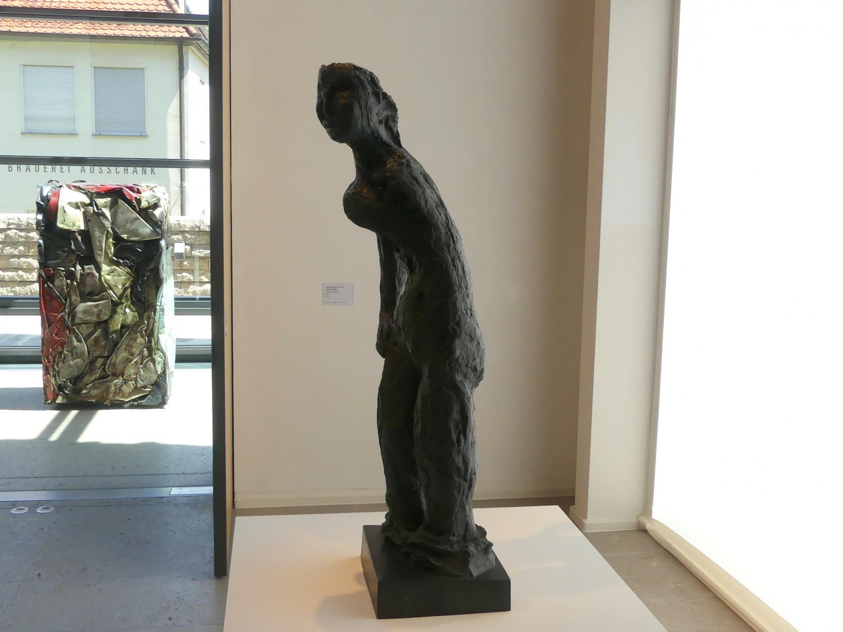 Jean Fautrier: Stehende Frau, 1935, Bild 2/5