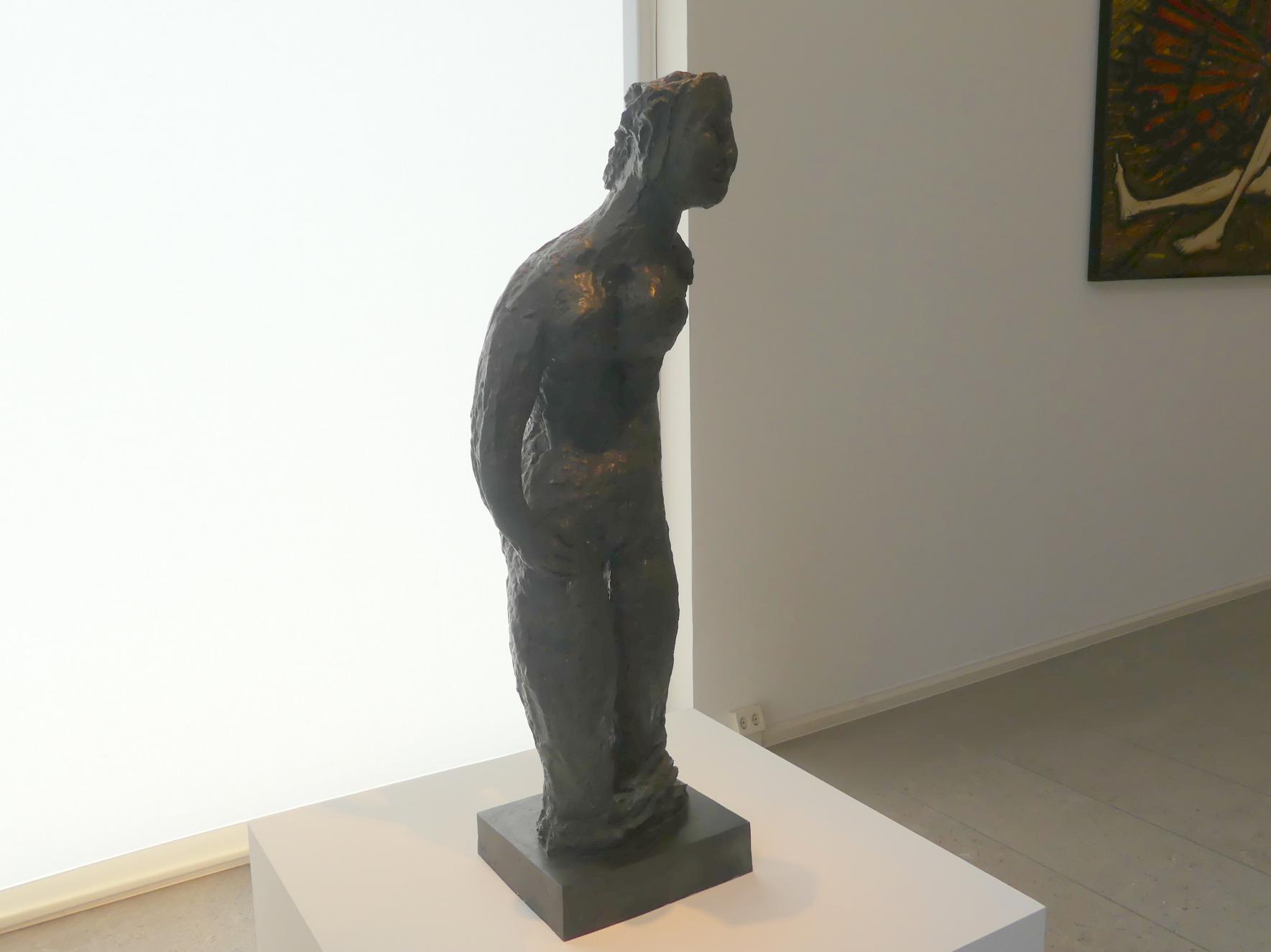 Jean Fautrier: Stehende Frau, 1935, Bild 3/5