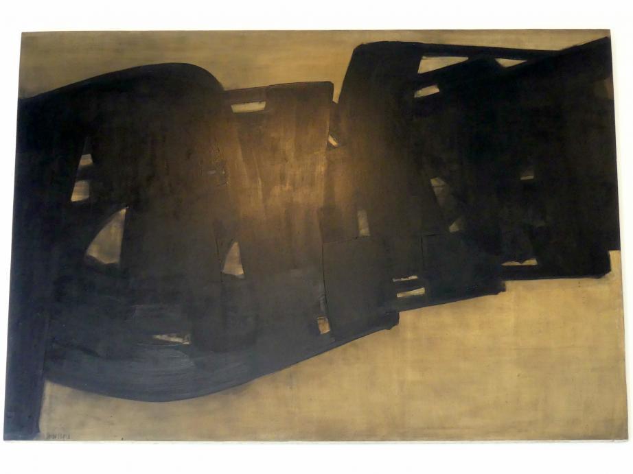 Pierre Soulages: Gemälde 12-12-1970, 1970