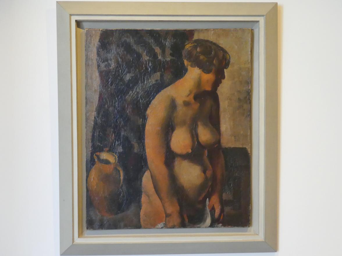 Jean Fautrier: Junge Frau, Akt, 1925