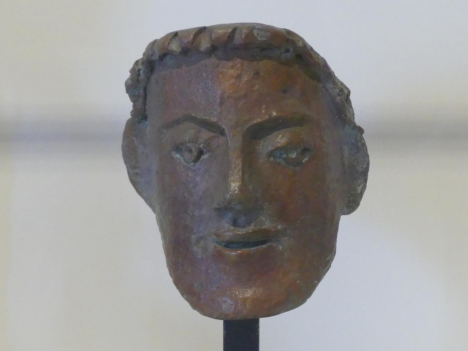 André Derain: Der schöne Jüngling, 1938 - 1950