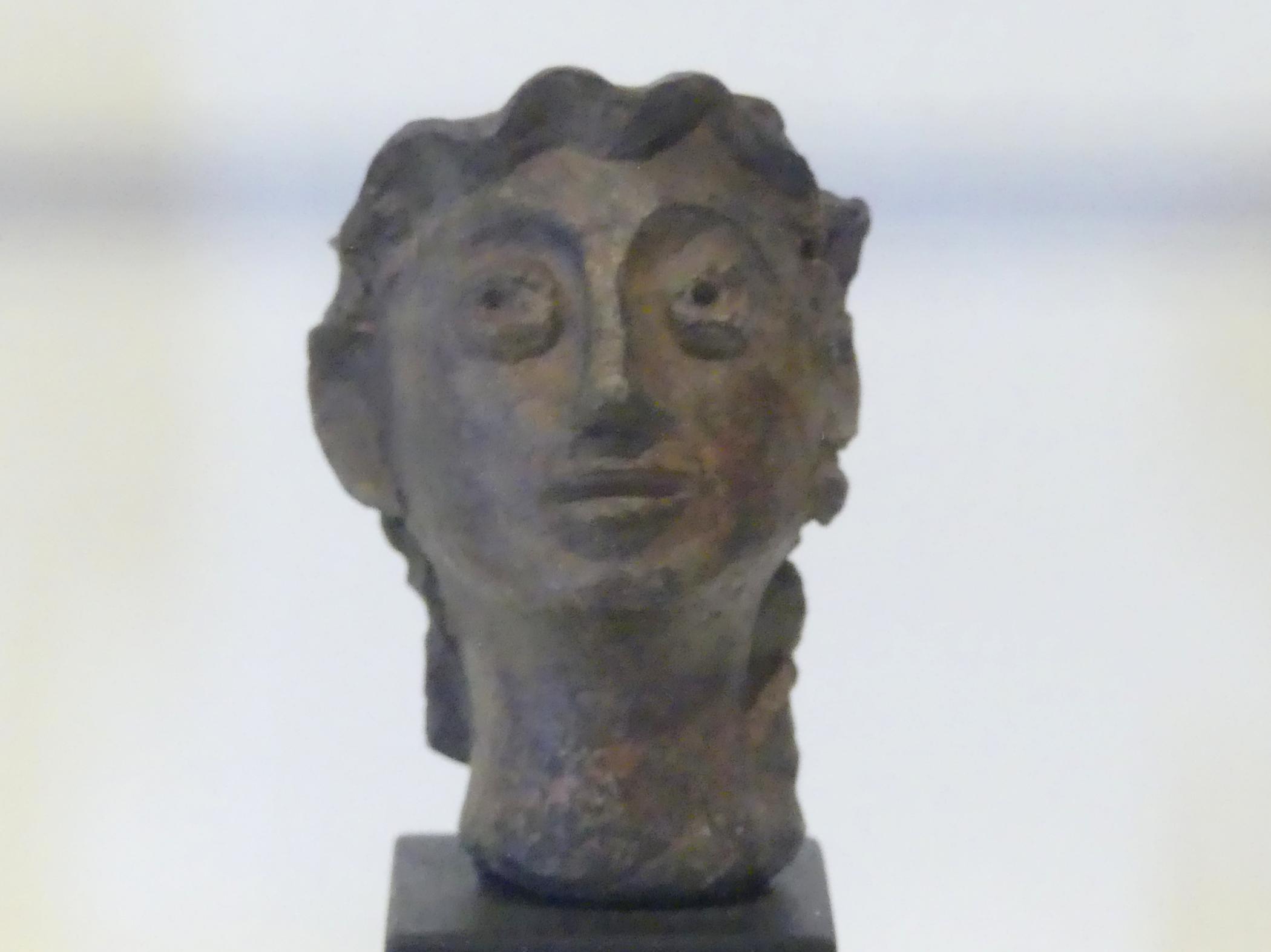 André Derain: Das schöne Mädchen, 1938 - 1950