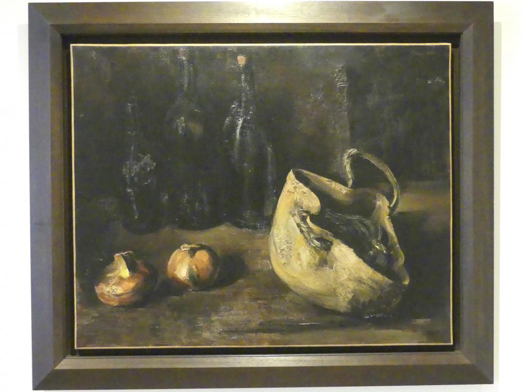 Jean Fautrier: Stillleben, 1925