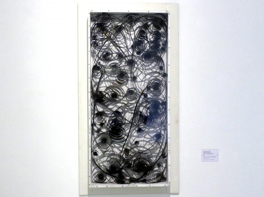 Arman: Kugeln und Desorptionen, 1961
