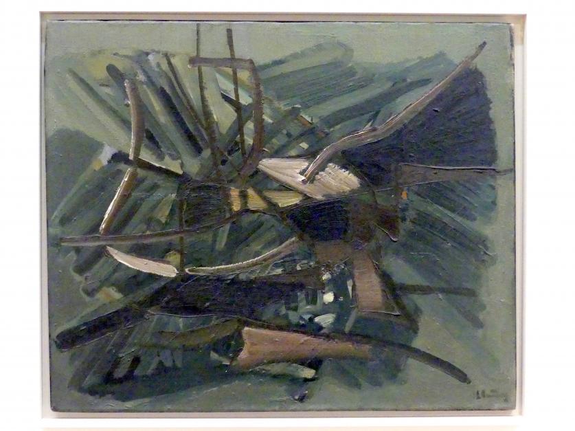 Nicolas de Staël: Ohne Titel, 1946