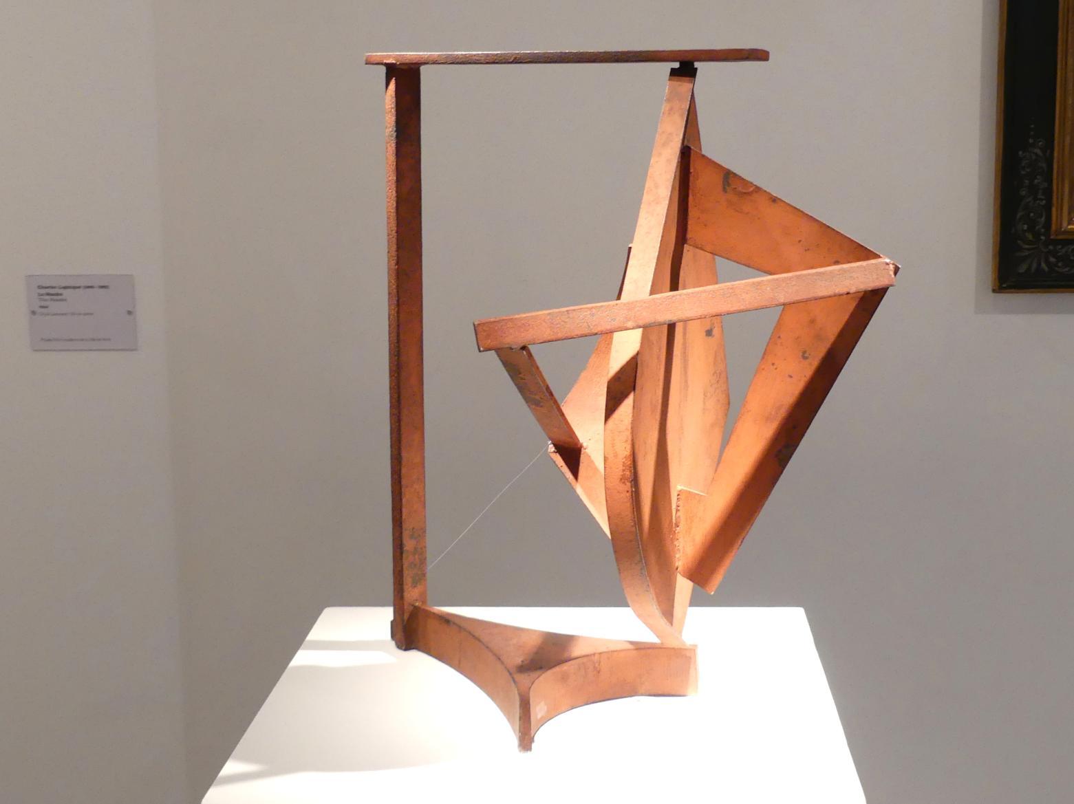 Robert Jacobsen: KBA 60, 1954