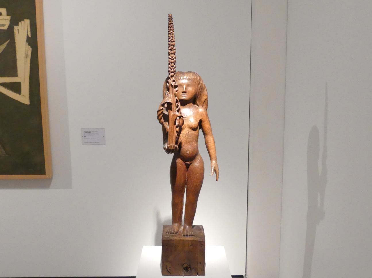Anton Prinner: Die Akrobatin, 1942
