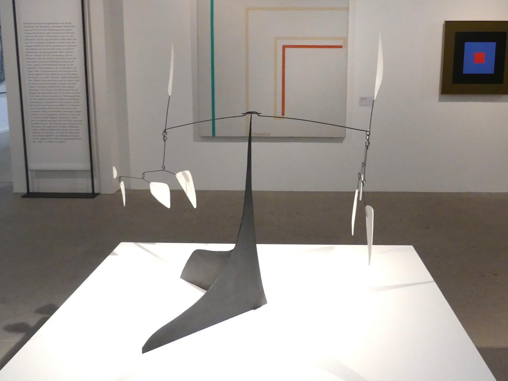 Alexander Calder: Schwarzer Rock, 1965