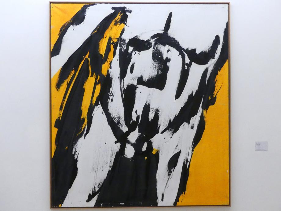 Judit Reigl: Gelber Mann, 1967