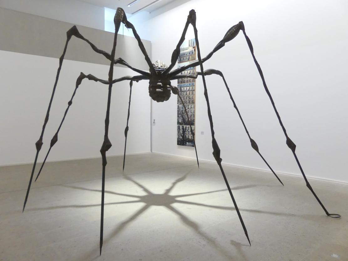 Louise Bourgeois: Spinne, 1995