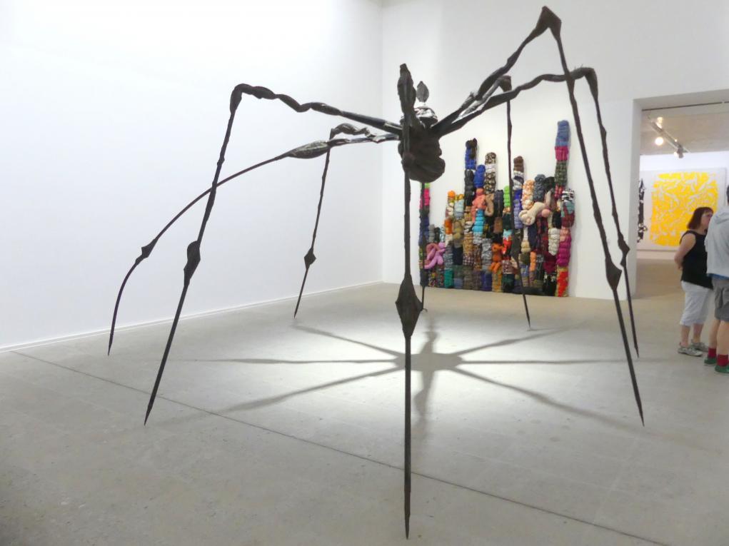Louise Bourgeois: Spinne, 1995, Bild 3/5