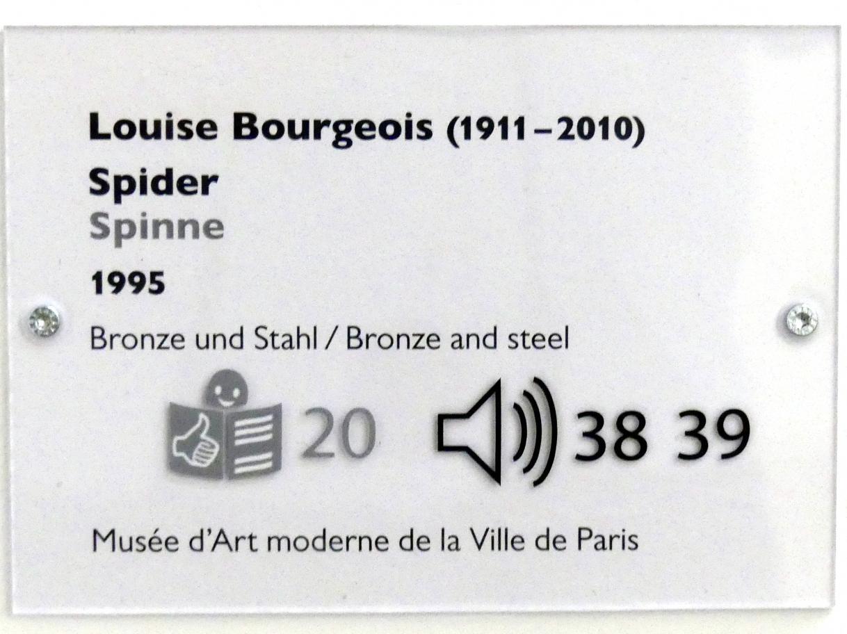 Louise Bourgeois: Spinne, 1995, Bild 5/5