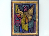 Paul Klee: Angelus Militans, 1940