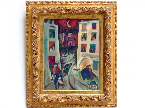 George Grosz: Die Straße, 1915