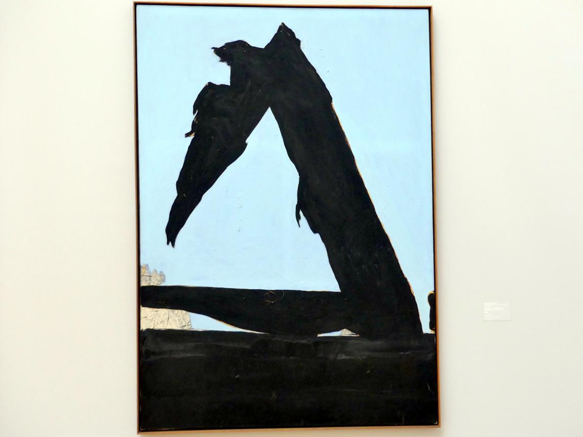 Robert Motherwell: Sommer in Italien Nr. 8, 1960