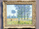 Claude Monet: Felder im Frühling, 1887