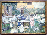 Pierre Bonnard: Die Familie Terrasse, Um 1902