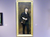 Max Slevogt: Eduard Fuchs, 1905