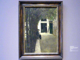 Max Liebermann: Altmännerhaus in Amsterdam, 1880