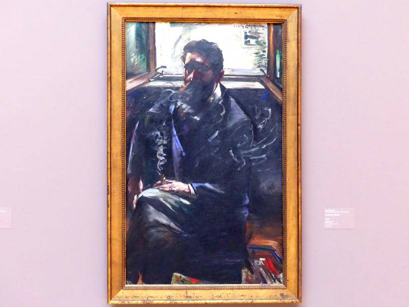 Lovis Corinth: Hermann Struck, 1914