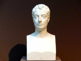 Johann Heinrich Dannecker: Fürst Metternich, 1814