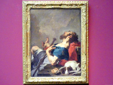 Giovanni Battista Pittoni: Der heilige Rochus, um 1725 - 1730
