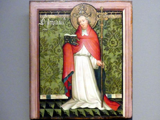 Der Hl. Papst Stephanus, 1442