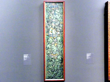 Bartholomäus Zeitblom: Heerberger Altar - Selbstbildnis in Ranken, 1497