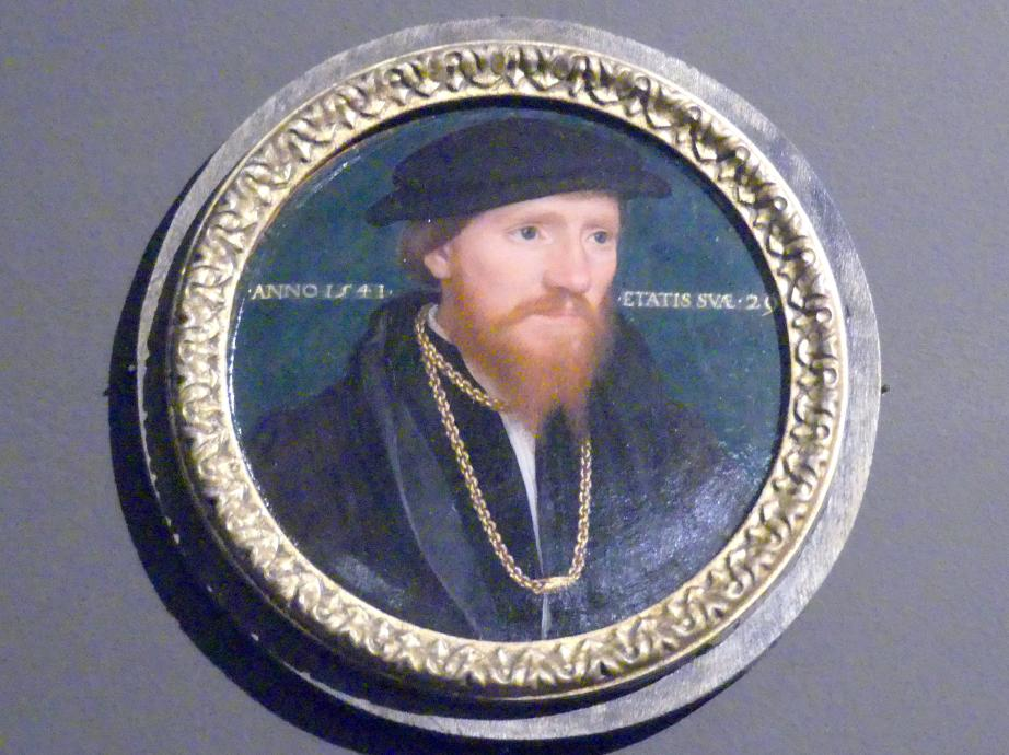 Gerlach Flicke: Sir Anthony Denny, 1541