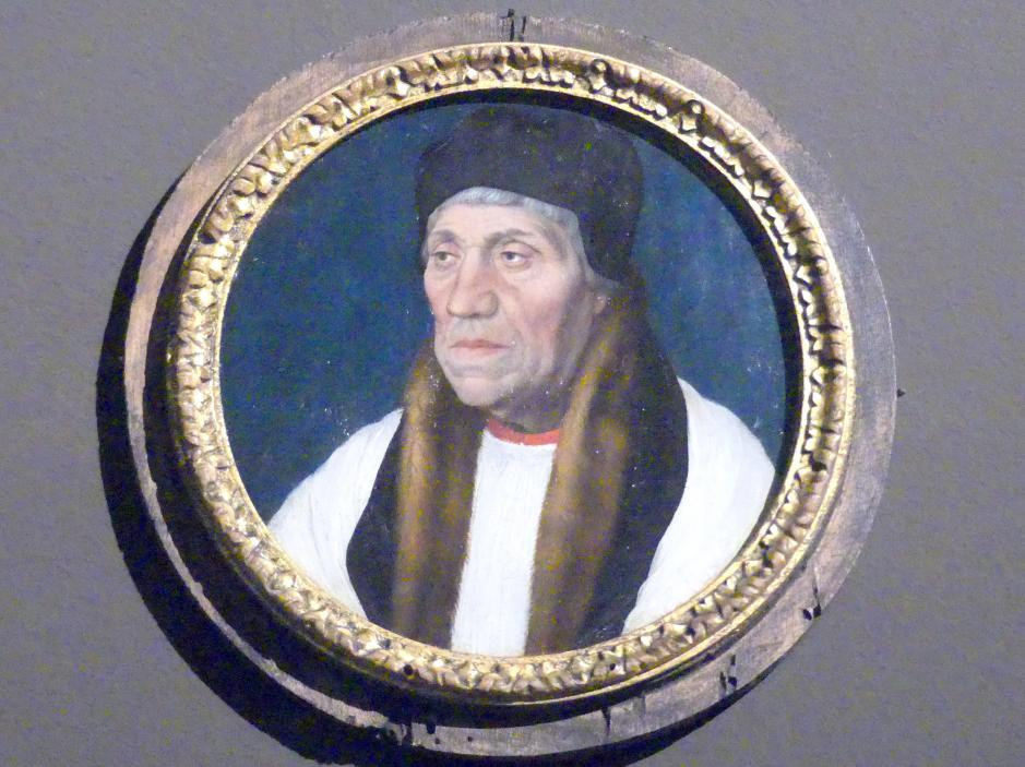 Gerlach Flicke: William Warham, nach 1550