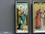 Meister von Meßkirch: Die Hl. Kunigunde, Um 1535 - 1540