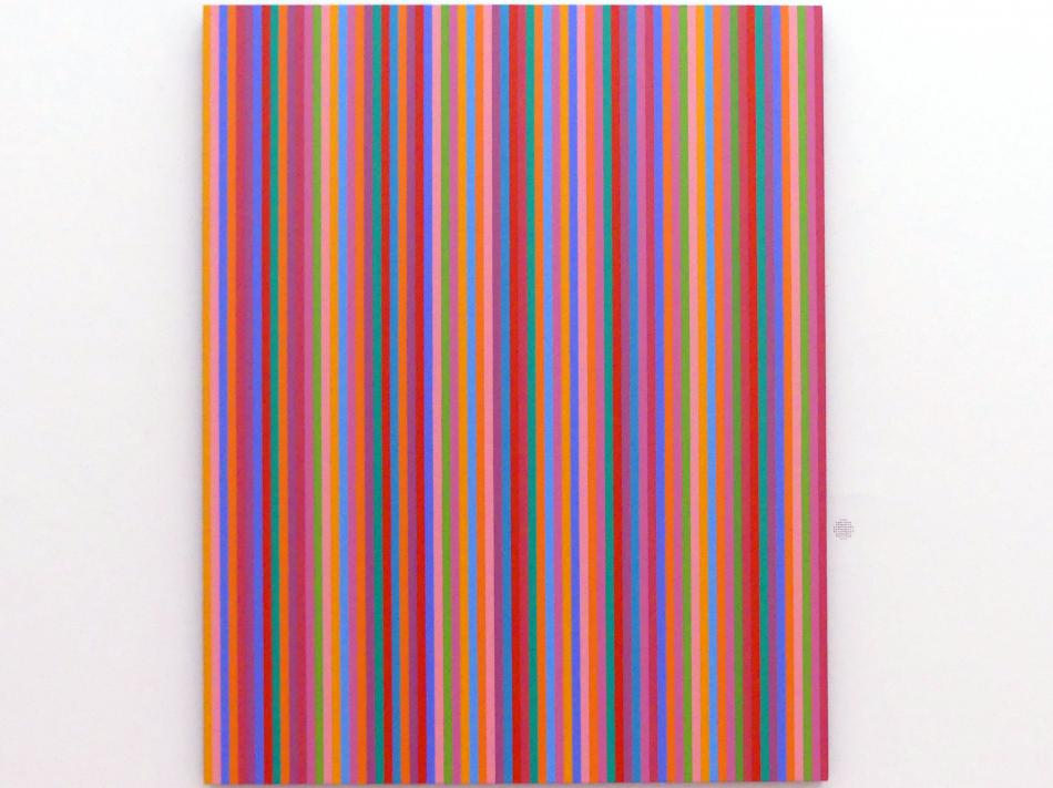 Bridget Riley: In Excelsis, 2010