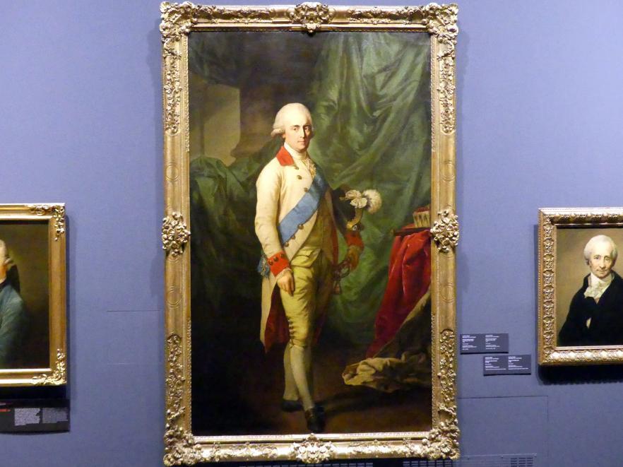 Anton Graff: Kurfürst Friedrich August III. von Sachsen (1750-1827), 1795