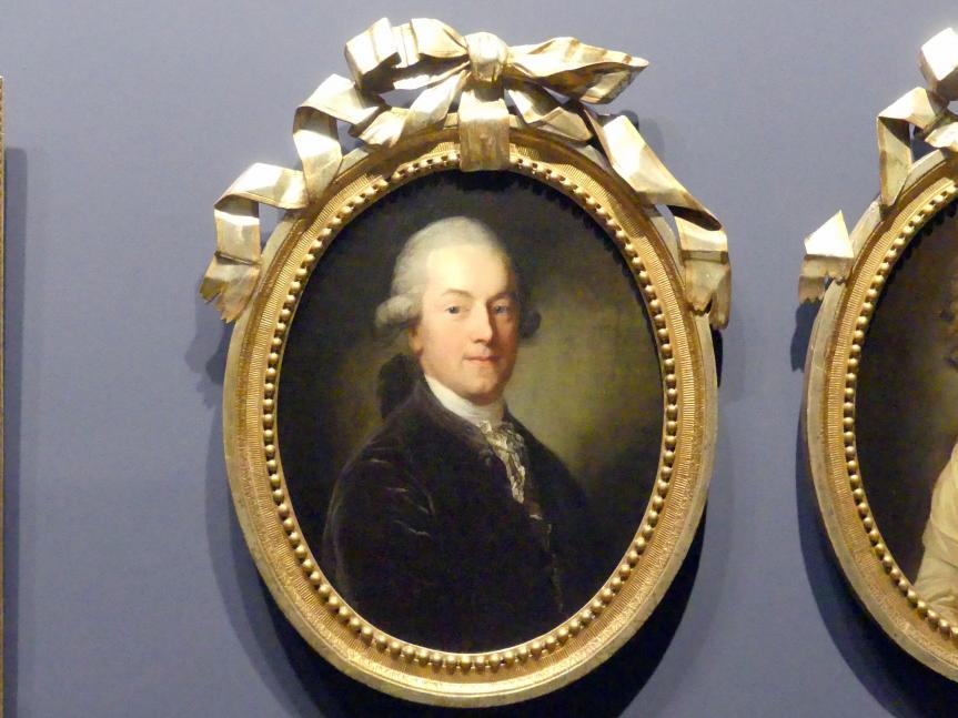 Anton Graff: Der Geheime Rat Otto Ferdinand Graf von Loeben (1741-1804), 1783