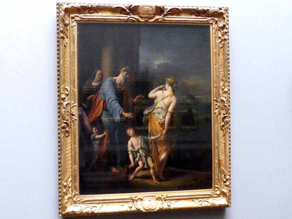 Adriaen van der Werff: Die Verstoßung der Hagar, Um 1696 - 1697