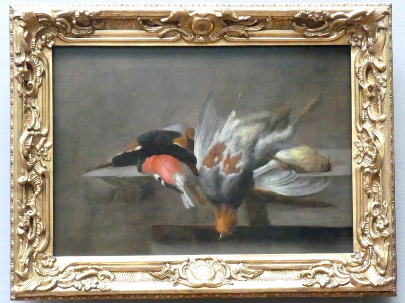 Jan Vonck: Tote Vögel, Undatiert