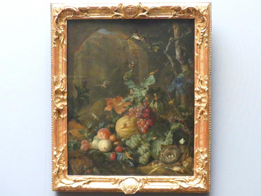 Jan Davidsz. de Heem: Stillleben mit Vogelnest, nach 1670