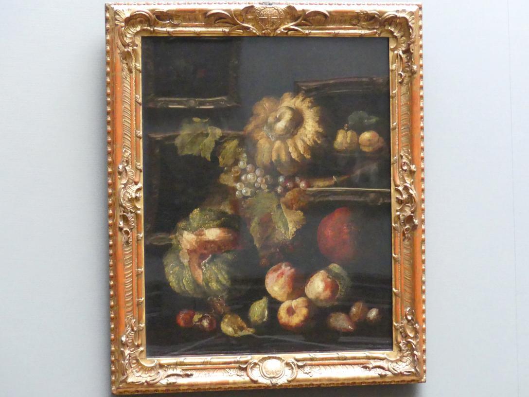 Giovanni Battista Ruoppolo: Stillleben mit Früchten, Undatiert