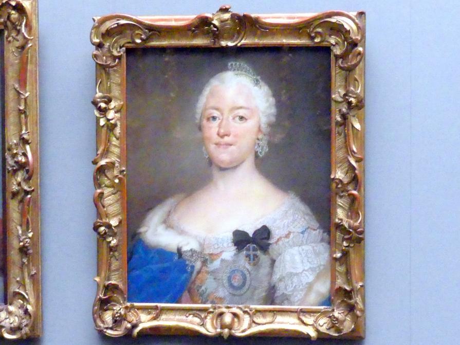 Anton Raphael Mengs: Maria Antonia von Bayern, Kurprinzessin von Sachsen (1724-1780), 1751