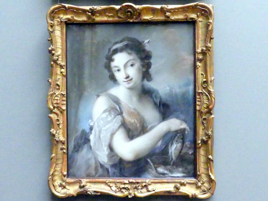 Rosalba Carriera: Das Wasser, 1746