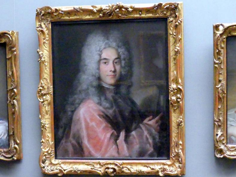 Rosalba Carriera: Giambattista Recanati (1687-1734), um 1710 - 1720