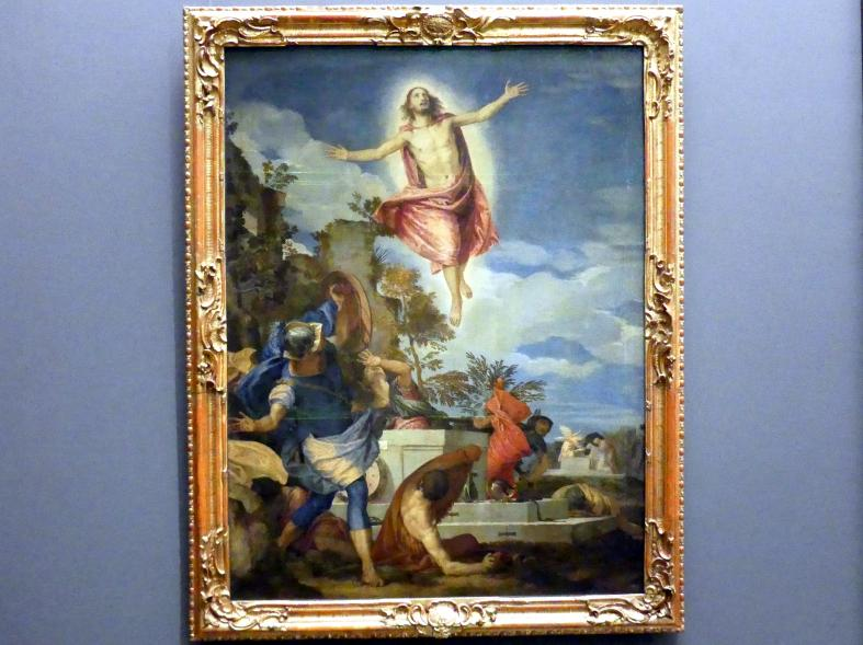 Paolo Caliari (Veronese): Die Auferstehung Christi, 1570 - 1575
