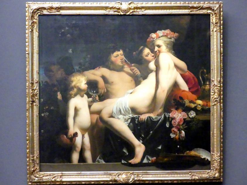 Caesar van Everdingen: Bacchus und Ariadne auf Naxos, Um 1660