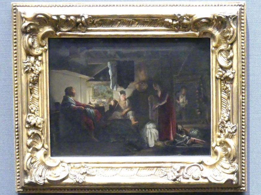 Adam Elsheimer: Jupiter und Merkur bei Philemon und Baucis, um 1608 - 1609