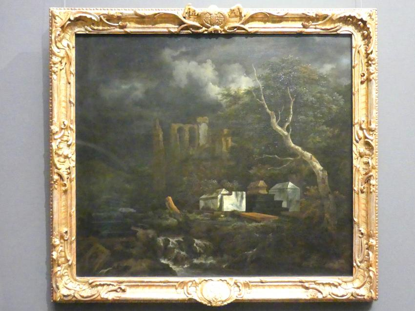 Jacob van Ruisdael: Der Judenfriedhof, Um 1655 - 1660