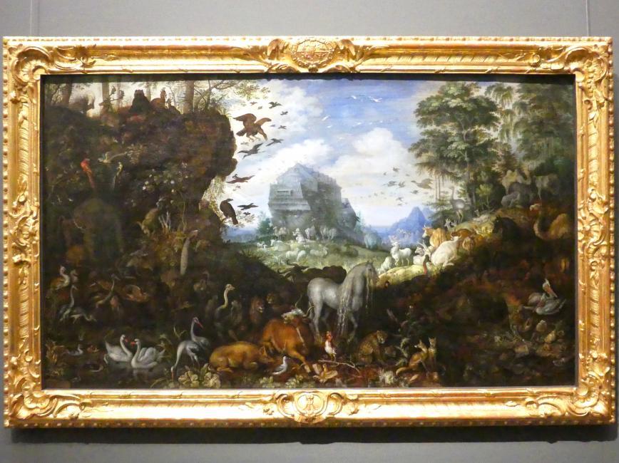 Roelant Savery: Vor der Sintflut, 1620
