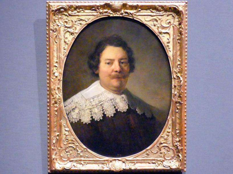 Rembrandt (Werkstatt): Willem Burchgraeff, 1633